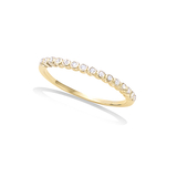 法国3微米镀金首饰 18K包金戒指 12EV0330CZ