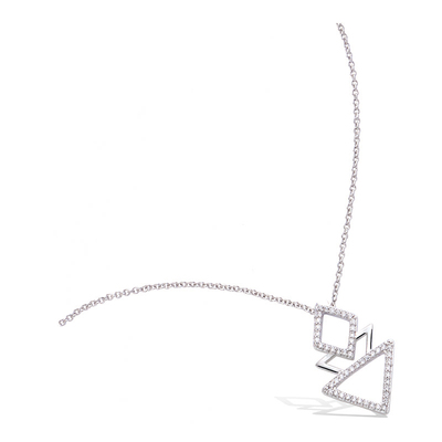 925 Silver Pendant 61HU0360CZ